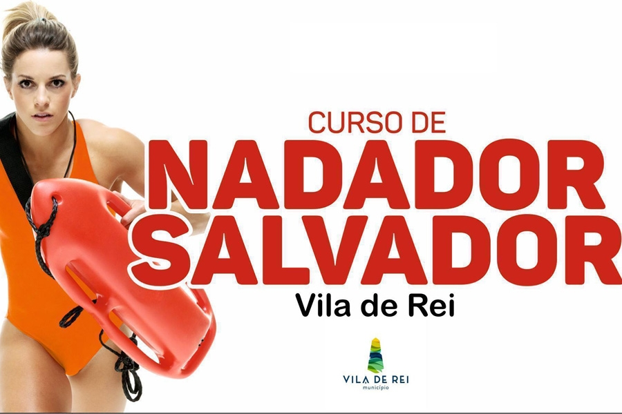 Vila De Rei Recebe Curso Para Nadadores Salvadores