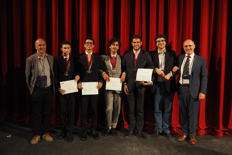 Prata nas Olimpíadas Ibero-Americanas de Física para craque de Proença-a-Nova