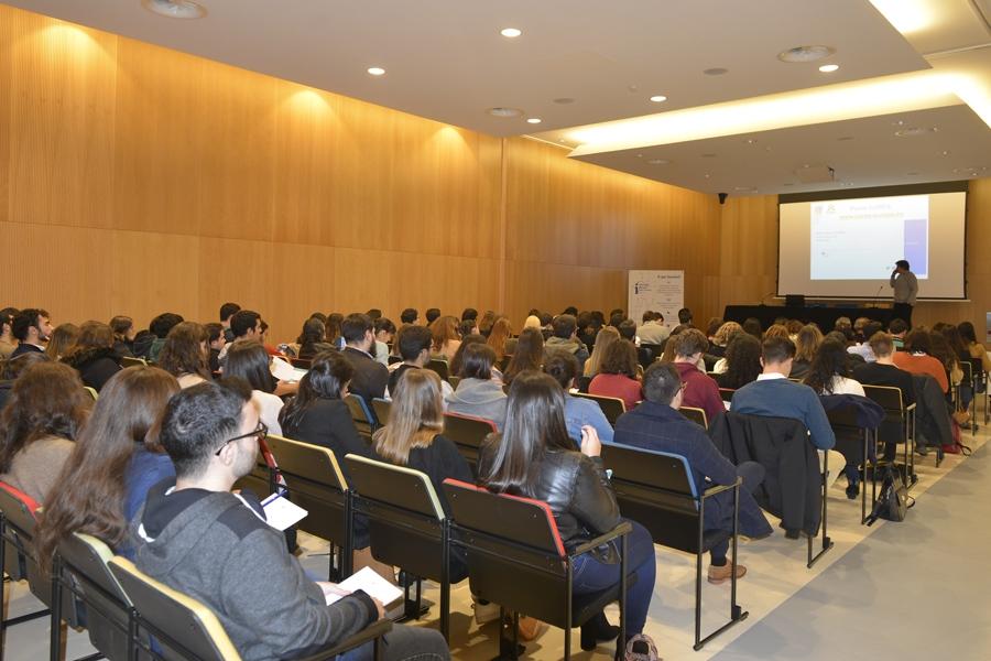 Mais de dois milhões de vagas de emprego na Europa apresentadas em Coimbra