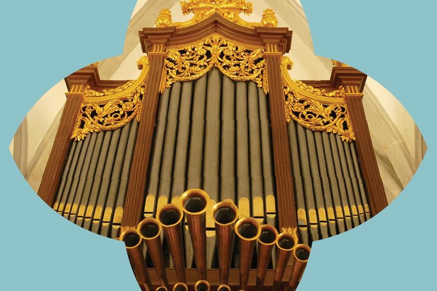 II Festival de Órgão de Santarém começa esta sexta-feira